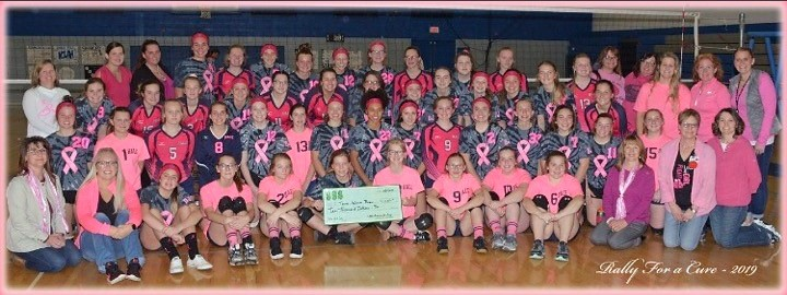 volley for cure
